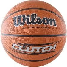 Купить <b>Мяч баскетбольный Wilson Clutch</b> (WTB1434XB) р.7 ...