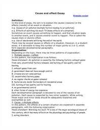 how to write a cause and effect essay when you are writing a cause and effect essay it is important to remember these points