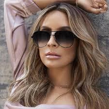 <b>Royal Girl</b> Pilot Oval Sunglasses Women Men <b>Brand Designer</b> Metal ...