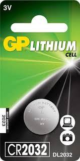Купить <b>Батарейка GP Lithium CR2032</b>, 1 шт с доставкой по цене ...