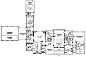 European Style House Plans   Plan   Main Floor Plan