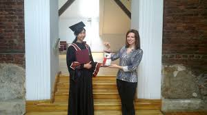 graduating university in and abroad studying and living i also graduated the graduate school of management st petersburg state university which was my first school in the double master s degree lut