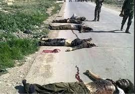 Image result for هلاکت 100 تروریست تکفیری طی عملیات تکاوران ارتش سوریه در لاذقیه