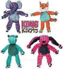 Мягкая <b>игрушка</b>-<b>KONG</b> веревки игрушки для собак - огромный ...