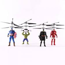 New Remote Control Batman The Avengers RC Helicopter, Creative ...