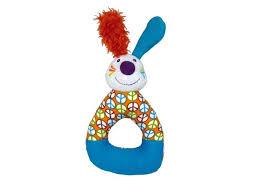 "<b>Погремушка Ebulobo</b> ""Кролик Джеф"""