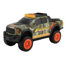 <b>Dickie Toys Машинка Adventure</b> Ford F150 Raptor 33 см свет звук ...