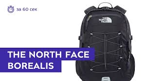 <b>Рюкзак The North Face</b> Borealis Classic Black за 60 секунд ...