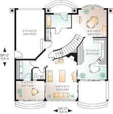 La Hacienda   Bedrooms and Baths   The House DesignersFirst level