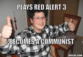 First Day Communist Kid Meme Generator - DIY LOL via Relatably.com