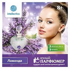 <b>Intellectico Юный парфюмер</b>. <b>Набор</b> мини Лаванда (718 ...