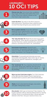preparing for interviews learnleo s 10 oci tips preparing for interviews learnleo s 10 oci tips