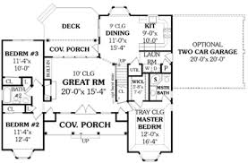 Blueprint Information   The House DesignersBlueprint Information  house plan image