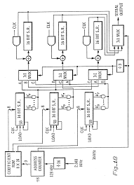 patent ep0054024b1 subscriber line audio processing circuit on 4 x 16 decoder schematic