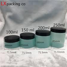 <b>30 pcs</b> Free Shipping 100 150 200 250 ml Light <b>Blue Plastic</b> ...