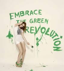 the green revolution essay