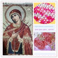 2019 <b>new arrived</b> Religion Icons <b>DIY 5D</b> diamond embroidery The ...