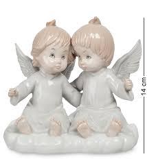 """Ангелы. <b>JP</b>-<b>05</b>/12 <b>Фигурка</b> """"Парочка ангелов"""" (<b>Pavone</b>)"""