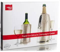<b>Набор RI</b> Wine & Champagne Cooler Platinum из 2-х ...