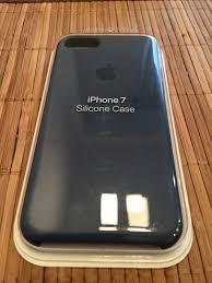 Обзор от покупателя на <b>Чехол Apple Silicone</b> Case для iPhone 7 ...