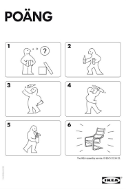 ikea poang assembly service diagram assembling ikea chair