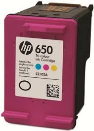 Инструкция по заправке <b>картриджа HP 650</b>