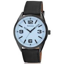 <b>Часы</b> наручные, бренд - <b>pierre lannier</b>, цвет циферблата - голубой