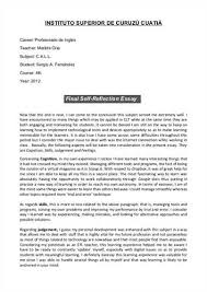how to write a self reflective essay how to write self reflection essay
