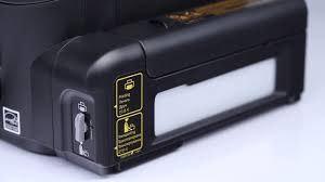 Обзор принтера <b>Epson M100</b> - YouTube