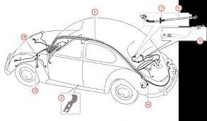 1972 vw super beetle suspension 1972 wiring diagram, schematic Super Beetle Wiring Harness painless wiring harness mustang on 1972 vw super beetle suspension vw super beetle wiring harness