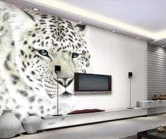 <b>beibehang Custom</b> wallpaper <b>3d photo</b> mural fashion leopard print ...