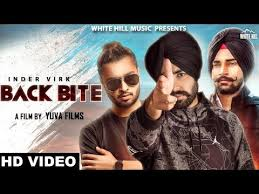 Back Bite (Official Video) Inder Virk | New Punjabi Song 2018 | White ...