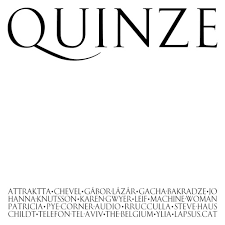 <b>Various Artists</b> - QUINZE [LPS22] by Lapsus Records / C.E.E. on ...