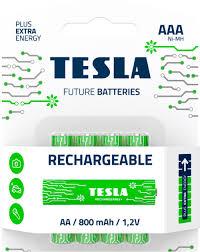 ROZETKA | <b>Батарейка Tesla AAA</b> RECHARGEABLE+ 4 шт ...