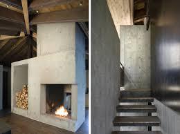 Future in Ruins  Small Open Plan  Concrete  amp  Wood Cabin
