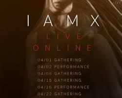 <b>IAMX METANOIA</b> TOUR 2015 - GENEVA, CH ADDED - IAMX