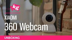 <b>Xiaomi</b> 360 <b>Webcam</b> Unboxing [4K] - YouTube