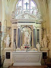 retable de sainte anne aglise saint lucien de