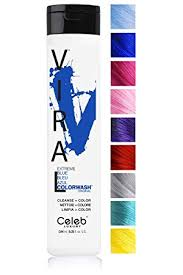 Celeb Luxury Viral Colorwash: Blue Color Depositing ... - Amazon.com