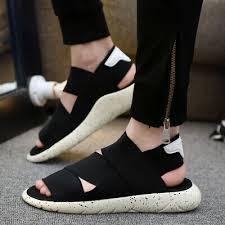 Men's Summer <b>Couple Sandals Sports Casual</b> Non-slip Beach ...