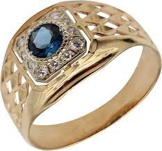 Мужская золотая печатка перстень <b>Маршал KM</b>-<b>53</b>/<b>1A</b>-<b>london</b> ...