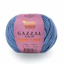 <b>Пряжа GAZZAL BABY LOVE</b> - купить, цена в интернет магазине ...
