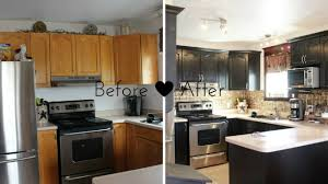 Small Kitchen Makeovers 30 Small Kitchen Makeovers Before And After Home Interior And Design