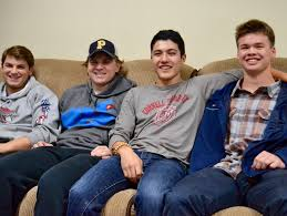hockey pelham is working on a three peat usa today high school pelham hockey captains a j gugliara nick davidow ben hurd and gib smith talked about