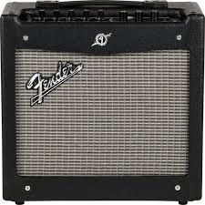 <b>Fender MUSTANG</b> I (V2), купить <b>гитарный комбоусилитель</b> Fender ...