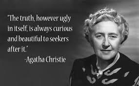 Afbeeldingsresultaat voor agatha christie quotes