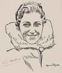 Amy Mollison (nee Johnson), British aviator, 1932-1938. - 130060