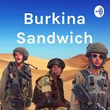 Burkina Sandwich