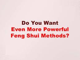 21 bringing feng shui office