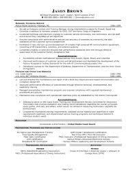 Example Resume  Sample Resume Customer Service Manager  sample       assistant manager